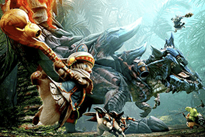 Monster Hunter Series game preview