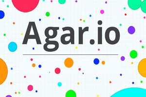 Agar.io game preview