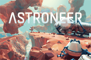 ASTRONEER game preview