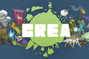 Crea game preview