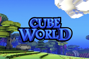 Cube World game preview