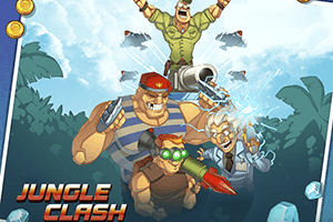 Jungle Clash game preview