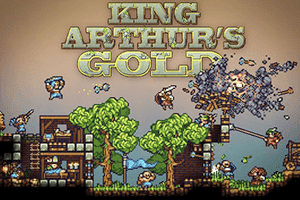 King Arthur's Gold game preview