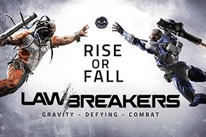 LawBreakers game preview