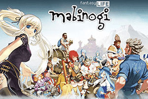 Mabinogi game preview