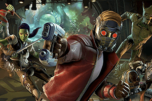 Marvel's Guardians of the Galaxy: The Telltale Series game preview