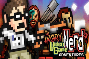 Angry Video Game Nerd Adventures game preview