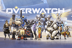 Overwatch game preview