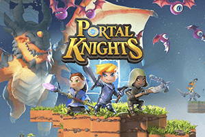 Portal Knights game preview