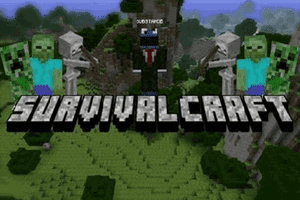 Survivalcraft game preview