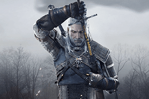 The Witcher Series game preview