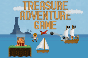 Treasure Adventure Game game preview