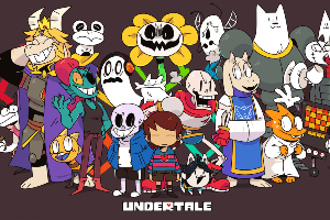 Undertale game preview