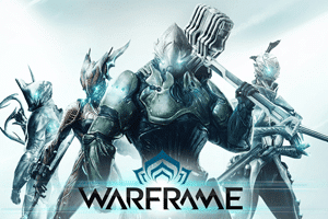 Warframe game preview