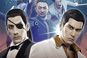Yakuza Series game preview