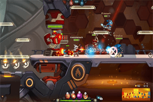 Awesomenauts game preview