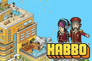 Habbo Hotel game preview