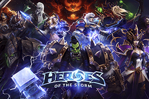 Heroes of the Storm game preview