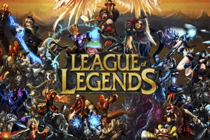 League of Legends game preview