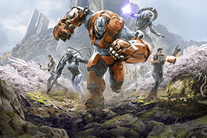 Paragon game preview