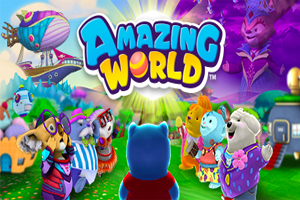 Amazing World game preview