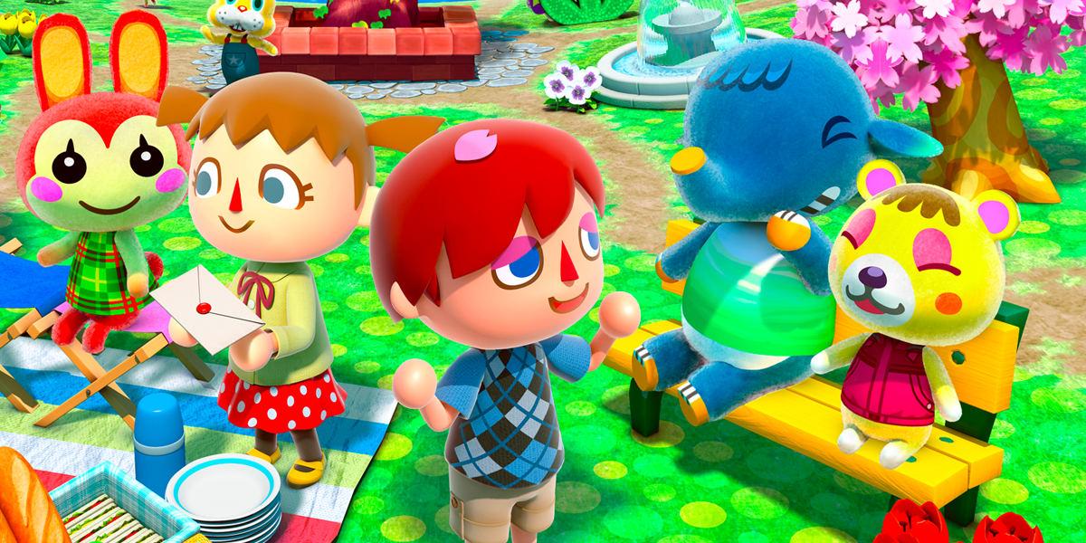 Animal Crossing: New Leaf Header