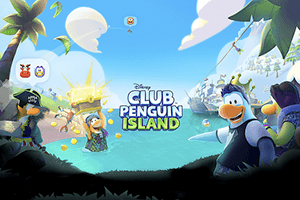Club Penguin Island game preview