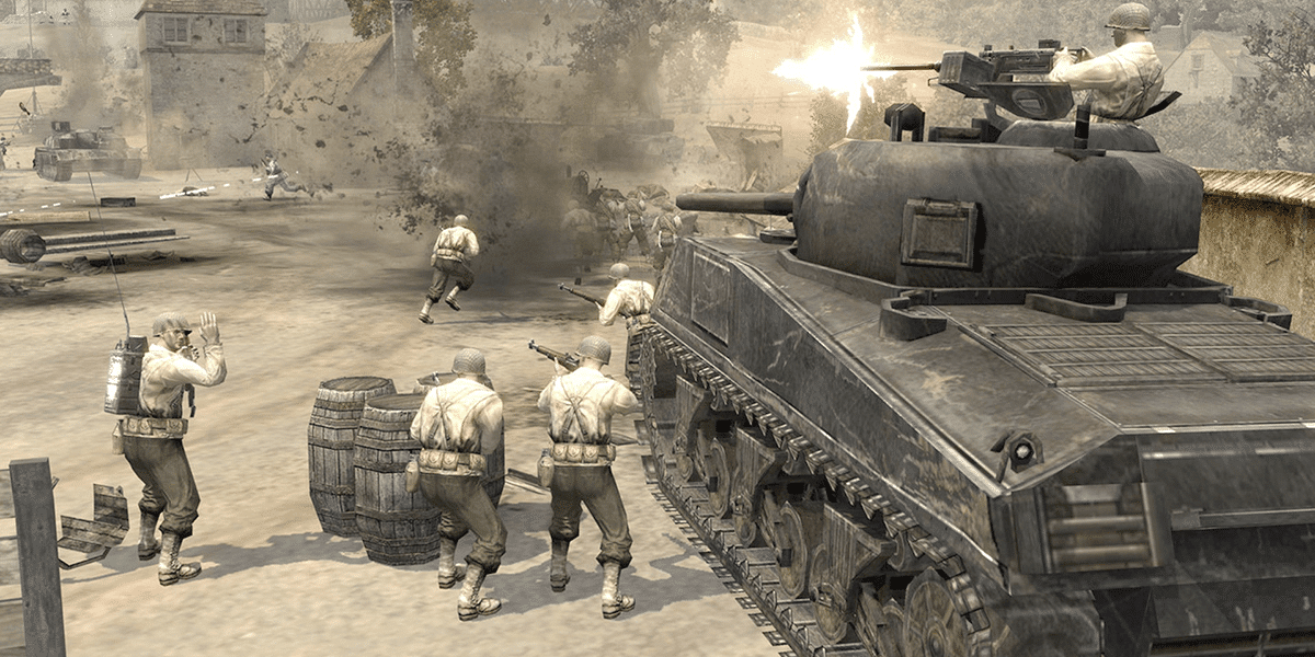company of heroes series