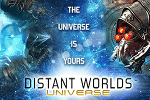 Distant Worlds: Universe game preview
