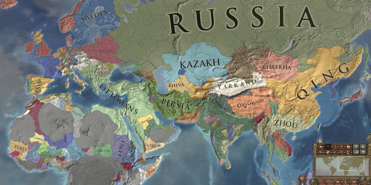 europa universalis series
