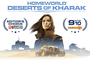 Homeworld: Deserts of Kharak game preview