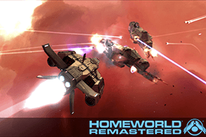 Homeworld Remastered game preview