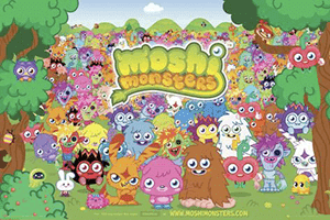 Moshi Monsters game preview