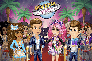 Movie Star Planet game preview