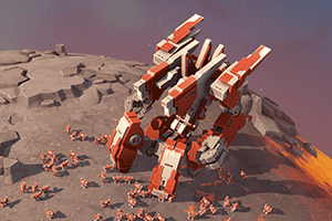 Planetary Annihilation: TITANS game preview