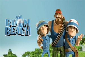 Boom Beach game preview