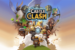 Castle Clash game preview