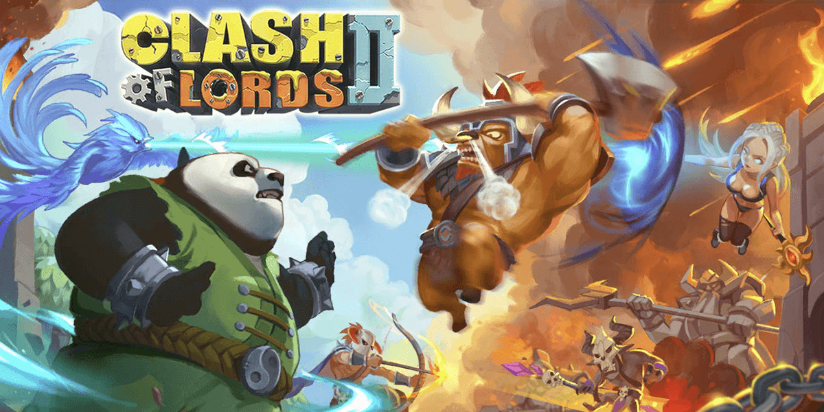 clash of lords 2 guild brawl