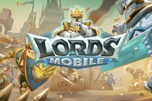 Lords Mobile game preview