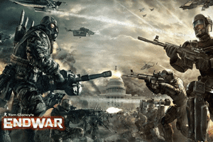 Tom Clancy's EndWar game preview