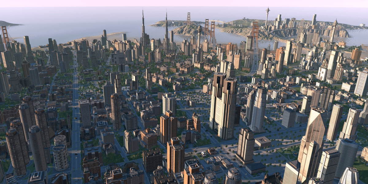 Cities XL Header
