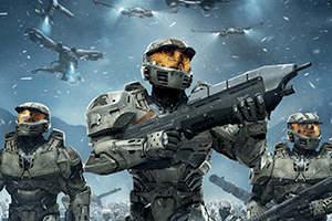 Halo Wars Series game preview