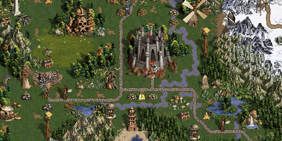 heroes of might and magic series
