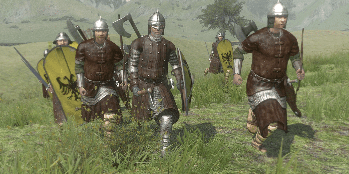 mount and blade series