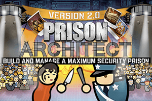 Prison Architect game preview