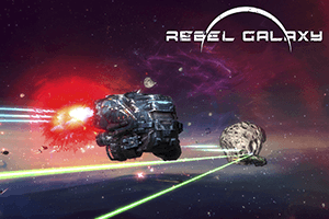 Rebel Galaxy game preview