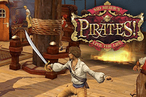 Sid Meier's Pirates! game preview