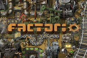 Factorio game preview