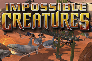 Impossible Creatures game preview