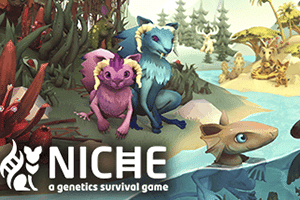 Niche - A Genetics Survival Game game preview